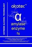 Zvětšit fotografii - Alfa amyláza Enzym